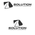 Solution Trailer Leasing Logo - Entry #308