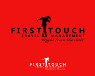 First Touch Travel Management Logo - Entry #23