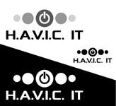 H.A.V.I.C.  IT   Logo - Entry #20