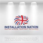 Installation Nation Logo - Entry #140