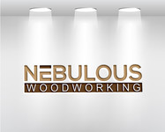 Nebulous Woodworking Logo - Entry #123