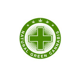 Natural Green Cannabis Logo - Entry #24