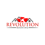 Revolution Roofing Logo - Entry #2