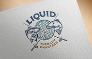 Liquid therapy charters Logo - Entry #90
