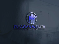 Reagan Wealth Management Logo - Entry #890