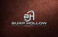 Burp Hollow Craft  Logo - Entry #209