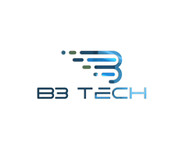 B3 Tech Logo - Entry #65