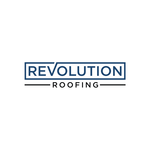 Revolution Roofing Logo - Entry #158