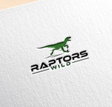 Raptors Wild Logo - Entry #119