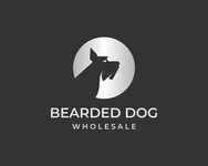 Bearded Dog Wholesale Logo - Entry #86
