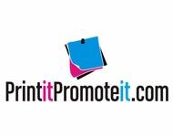 PrintItPromoteIt.com Logo - Entry #142