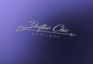 Drifter Chic Boutique Logo - Entry #391
