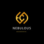 Nebulous Woodworking Logo - Entry #78