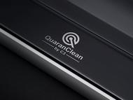 QuaranClean Logo - Entry #143
