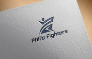 Phil's Fighters Logo - Entry #54