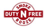 Rams Duty Free + Smoke & Booze Logo - Entry #332