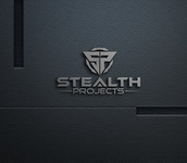 Stealth Projects Logo - Entry #330