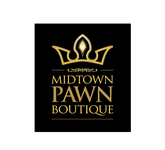 Either Midtown Pawn Boutique or just Pawn Boutique Logo - Entry #90