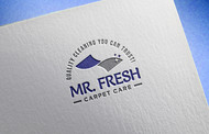Mr. Fresh Carpet Care Logo - Entry #137