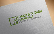 Chad Studier Insurance Logo - Entry #139
