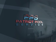 Patriot Pool Service Logo - Entry #152