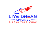 LiveDream Apparel Logo - Entry #441