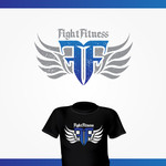 Fight Fitness Logo - Entry #163