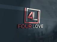 Four love Logo - Entry #97