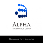Alpha Technology Group Logo - Entry #1
