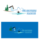 Two Brothers Roadhouse Logo - Entry #203