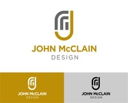 John McClain Design Logo - Entry #134