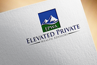 Elevated Private Wealth Advisors Logo - Entry #77
