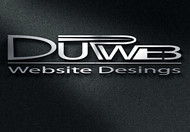 Durweb Website Designs Logo - Entry #176