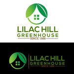 Lilac Hill Greenhouse Logo - Entry #82