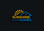 Sunshine Homes Logo - Entry #251
