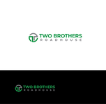 Two Brothers Roadhouse Logo - Entry #157