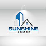 Sunshine Homes Logo - Entry #555