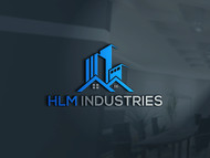 HLM Industries Logo - Entry #21