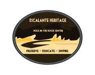 Escalante Heritage/ Hole in the Rock Center Logo - Entry #31