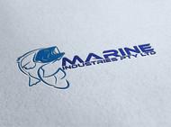 Marine Industries Pty Ltd Logo - Entry #7