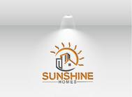 Sunshine Homes Logo - Entry #347
