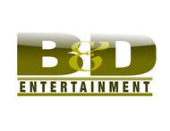 B&D Entertainment Logo - Entry #19