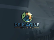 Reimagine Roofing Logo - Entry #265