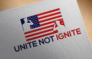 Unite not Ignite Logo - Entry #64