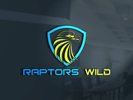 Raptors Wild Logo - Entry #31