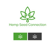 Hemp Seed Connection (HSC) Logo - Entry #199