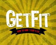 GetFit Logo - Entry #58