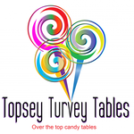 Topsey turvey tables Logo - Entry #51