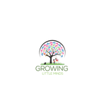 Growing Little Minds Early Learning Center or Growing Little Minds Logo - Entry #86
