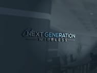 Next Generation Wireless Logo - Entry #23